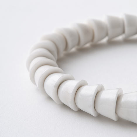 Ronan and Erwan Bouroullec - Perles for Galerie Kreo