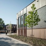 Daaf Geluk School by KoningEllis Architects