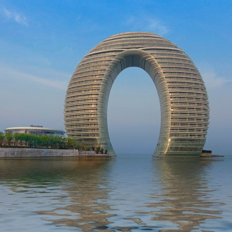 Sheraton Huzhou Hot Spring Resort by MAD