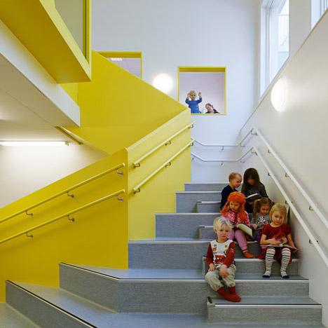 Sjötorget Kindergarten by Rotstein Arkitekter