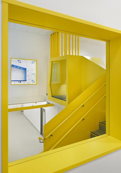 Sjotorget Kindergarten by Rotstein Arkitekter