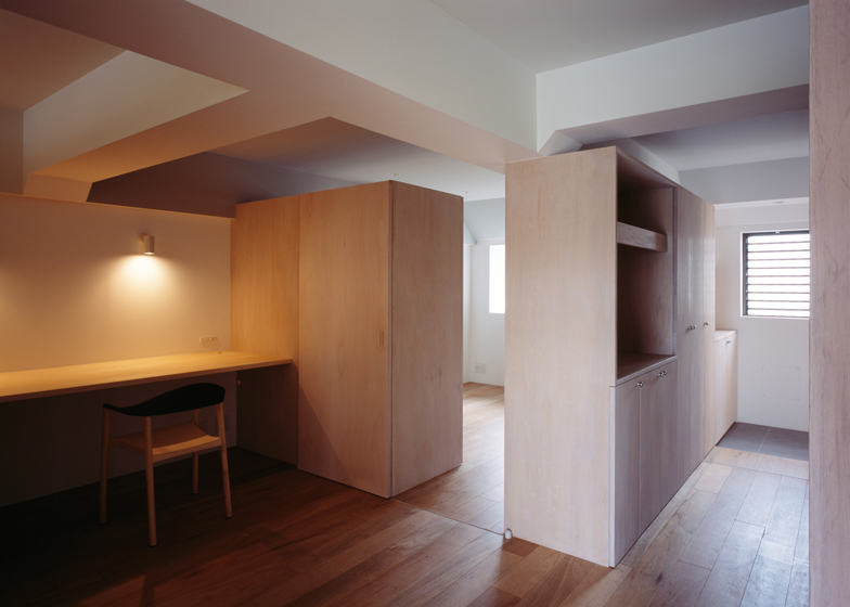 Skyroom by Naruse Inokuma Architects