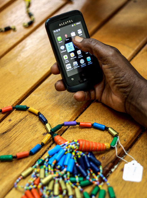 E-commerce platform launches for developing countries