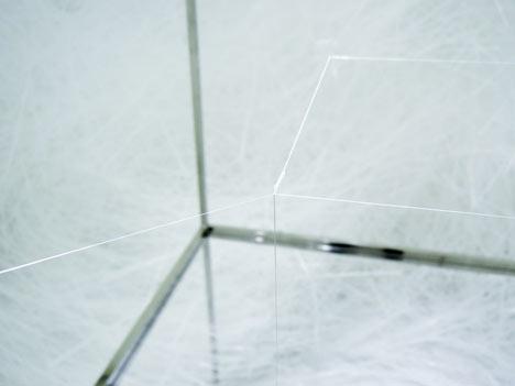 Spiders Thread by Tokujin Yoshioka