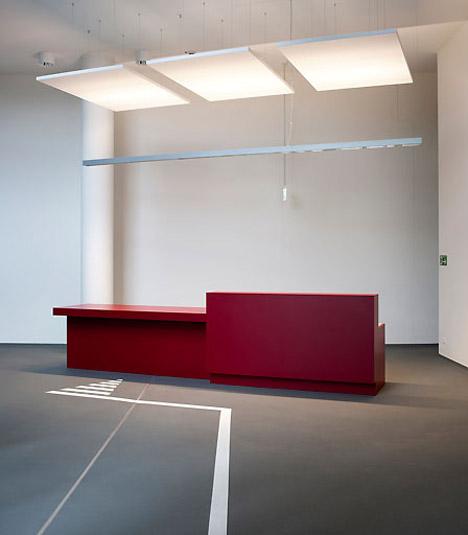 NRW State Archive, Duisburg by Ortner & Ortner