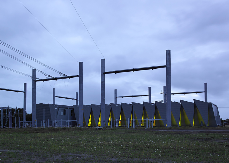 Switchgear Station by C. F. Moller