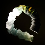 VAPOR blown-plastic lighting collection by Pieke Bergmans