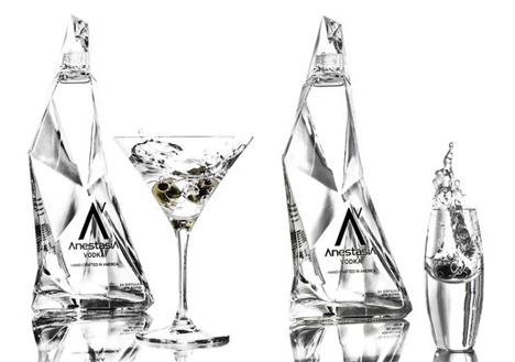 Vodka Bottle by Karim Rashid for AnestasiA