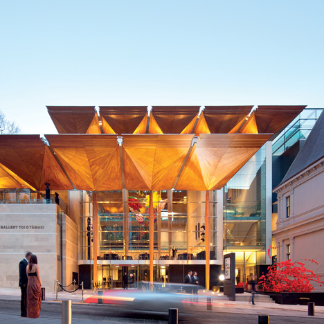 Auckland Art Gallery Toi o Tamaki, New Zealand, by Frances-Jones Morehen Thorp
