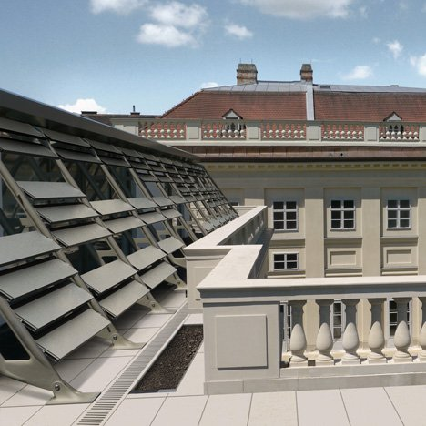 Conversion of the Palais Rasumofsky, Austria, by Baar Baarenfels Architeken
