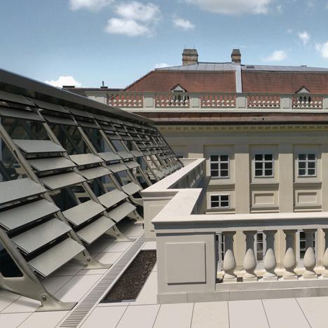 Conversion of the Palais Rasumofsky, Austria, by Baar Baarenfels Architeken