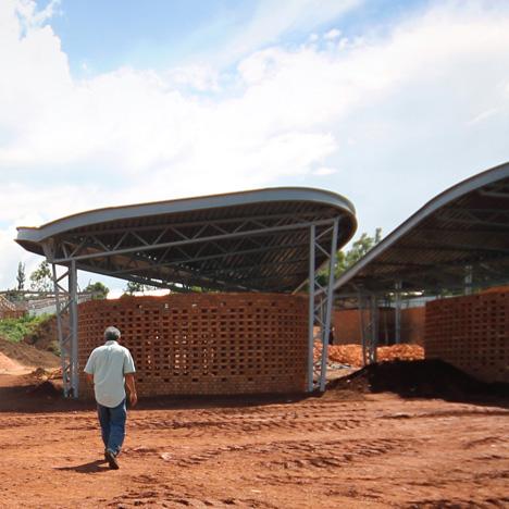 Women's Opportunity Centre, Rwanda, by Sharon Davis Design