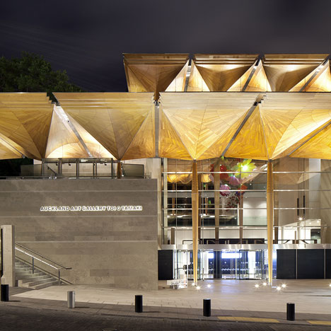 """We wanted to make a building that is embedded in New Zealand culture"""
