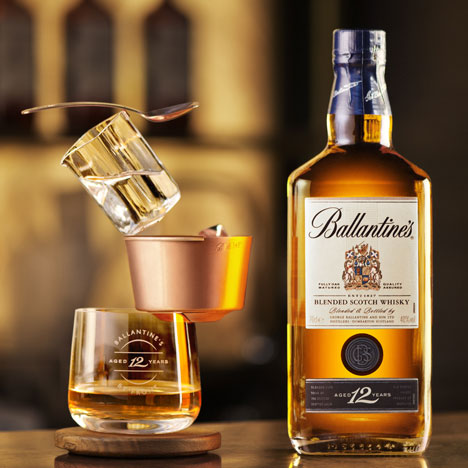 Ballance by Front for Ballantine's 12
