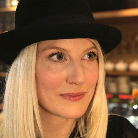 Sofia Lagerkvist of Front