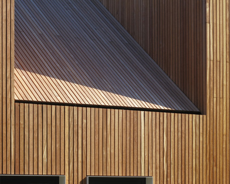 Wooden Houses by M3H Architecten