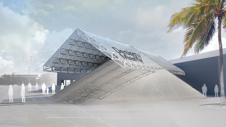 Design Miami Pavilion by Formlessfinder