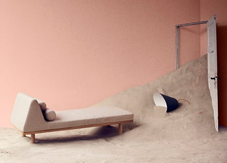 landscape daybed by Outofstock