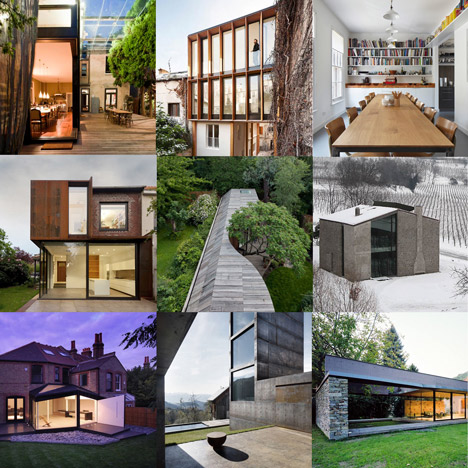 Pinterest board residential extensions