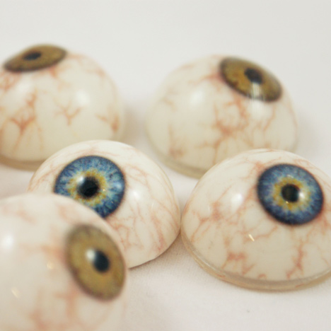 3D-printing can produce up to 150 prosthetic eyes per hour