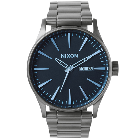 Nixon launches military-inspired range of men's watches