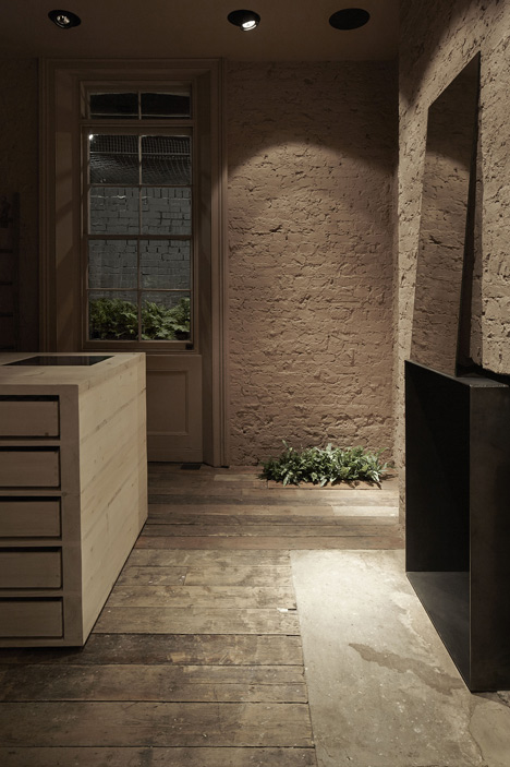 Aesop Marylebone shop interior by Studio KO
