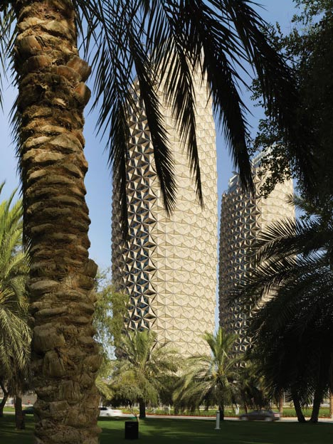 Al Bahr Towers Abu Dhabi