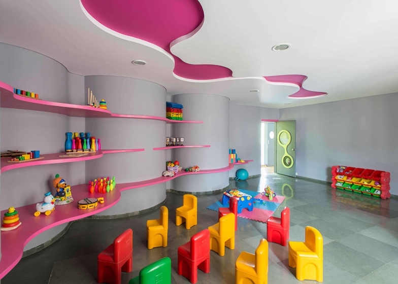 7 Of 15 Bangalore Kindergarten Project By Cadence Architects
