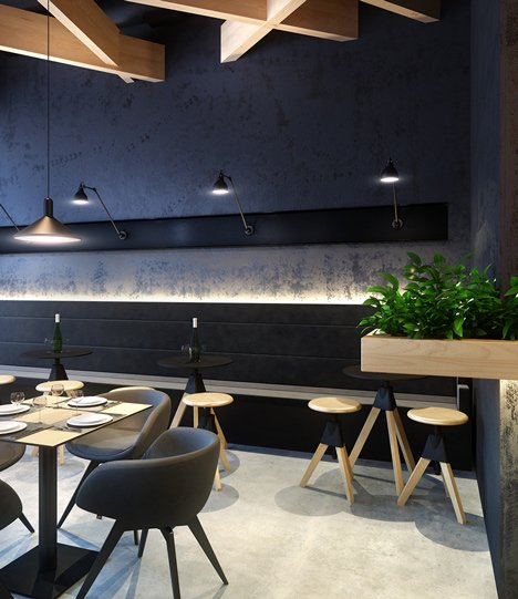 Bristol 2 cafe by Umbra Design