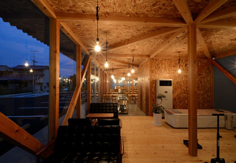 Cafeteria in Ushimado by Niji Architects_dezeen_18