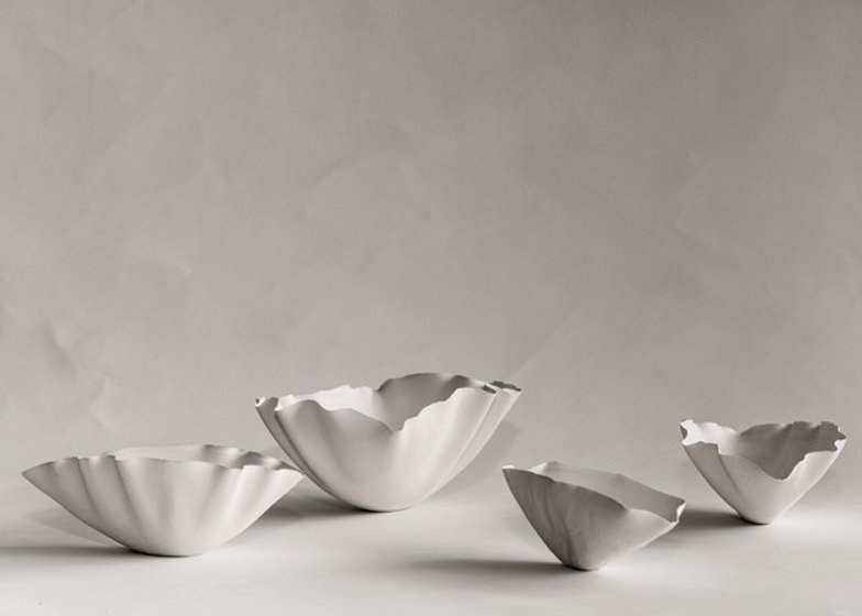 Catenary Pottery Printer by Guillermo Parada