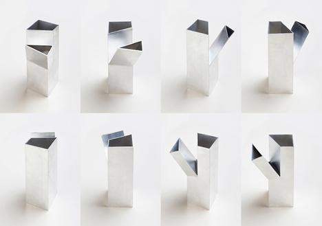 Chop Carafe by Michael Schoner
