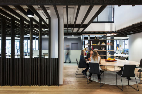 Marvelous Clemenger BBDO Office In Sydney By Hassell