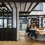 "Office for a Sydney advertising agency combines ""the New York loft with Scandinavian design"""