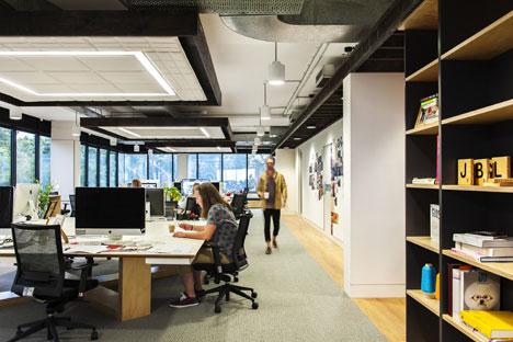 loft office design. Clemenger BBDO Office In Sydney By Hassell. \ Loft Design