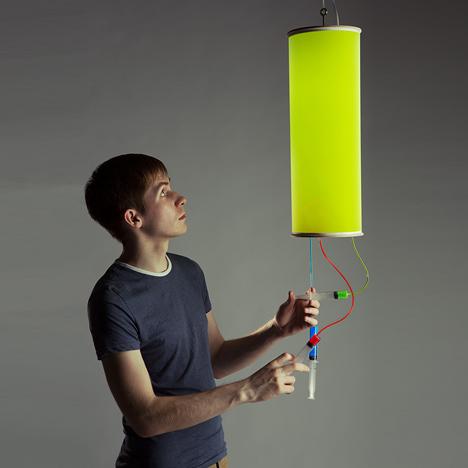 Colour Injector by Taras Sgibnev