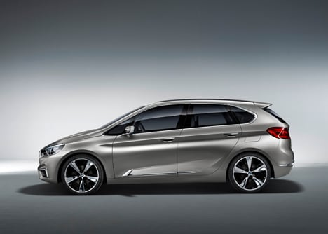 Concept design BMW Active Tourer