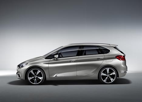Concept design BMW Active Tourer