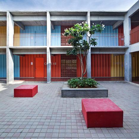 """The courtyard is the soul of DPS Kindergarten School"""