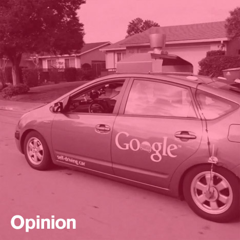 Dan Hill Opinion self-driving cars