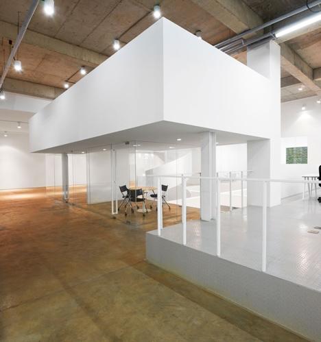 Daxing Factory Conversion by Tsutsumi & Associates