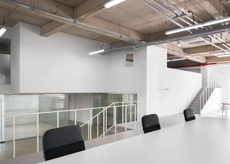Daxing Factory Conversion by Tsutsumi & Associates