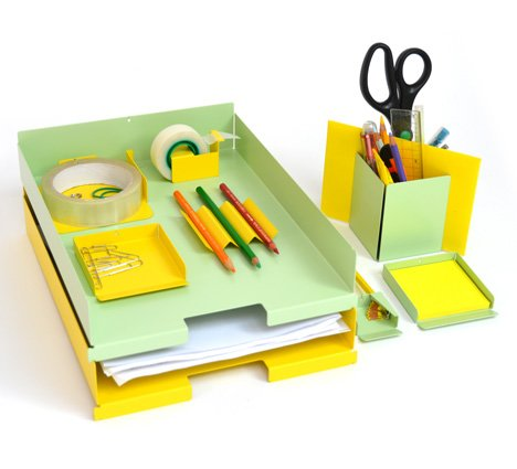 Desk Tidy by Clea Jentsch