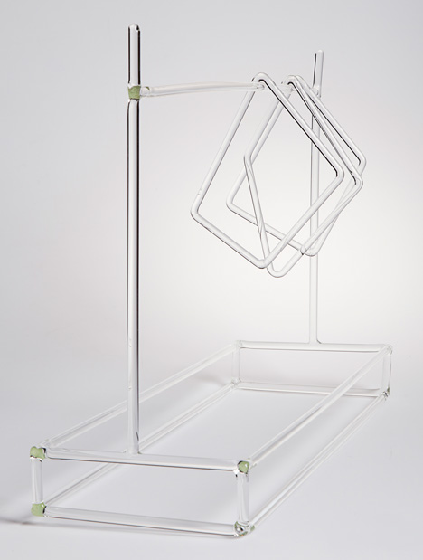 Drawing Glass by Fabrica at Luminaire Lab