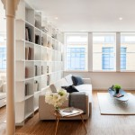 Interactive slideshow of East London Penthouse by SIRS