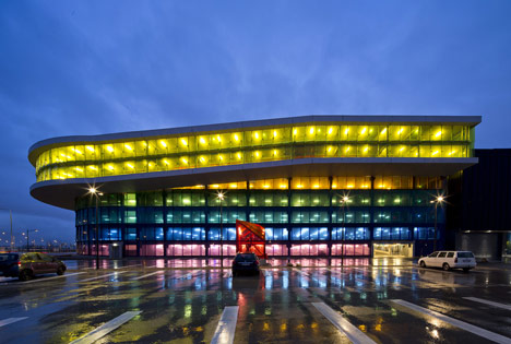 Emporia shopping centre in Malmo by Wingardh Arkitetkontor