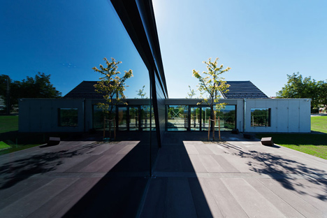 Esterházy Etyeki Kúria Winery by BORD Architecture Studio
