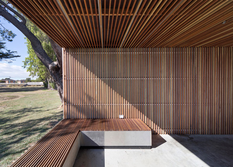 Gasp Design gasp by room 11 is a sequence of riverside pavilions and boardwalks