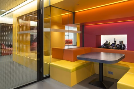 Google Madrid by Jump Studios