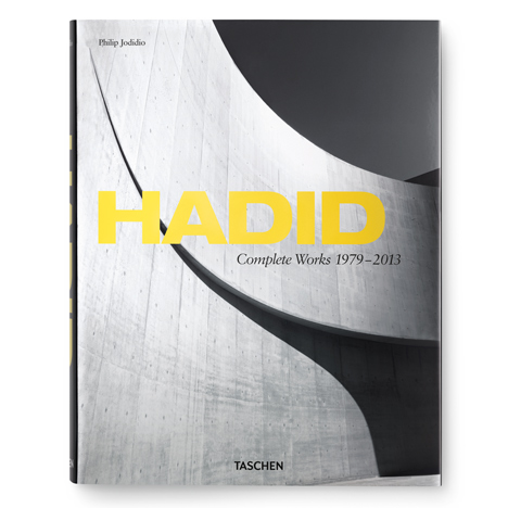 Hadid. Complete Works 1979–2013 book